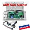 GSM-ით შლაგბაუმის, სადარბაზოს კარის გამღები
