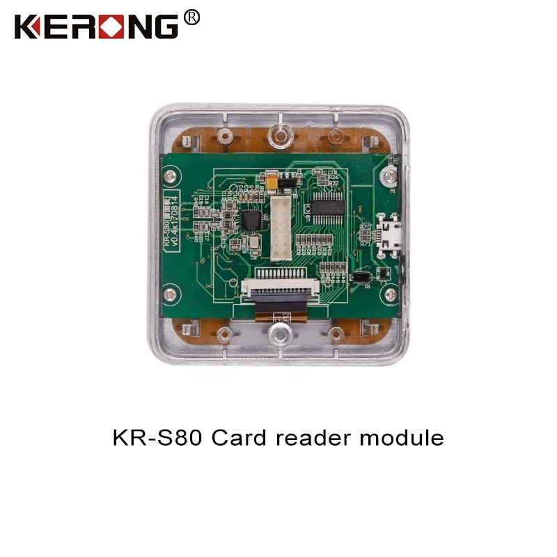 KERONG-RFID-automatic-sauna-cabinet-lock